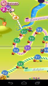 Screenshot level map
