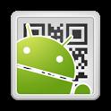 QR Droid : QR codes scannen